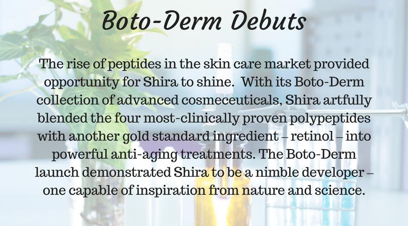 Boto-Derm Debuts