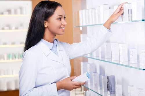 Back Bar Skin Care Products